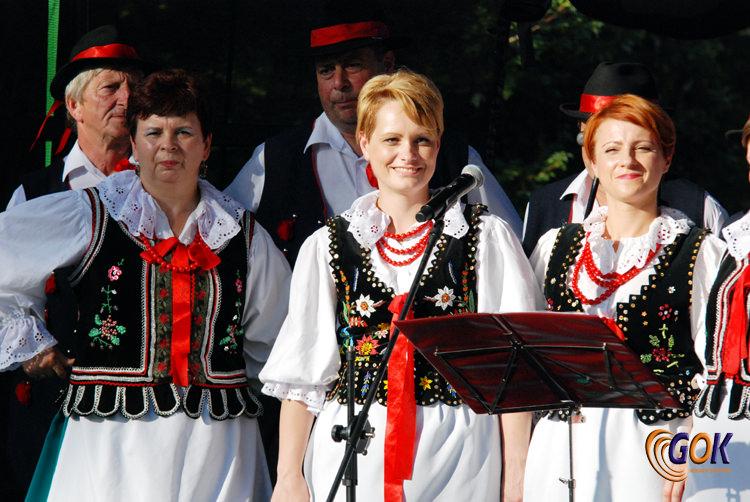 Folklor przy zagrodzie