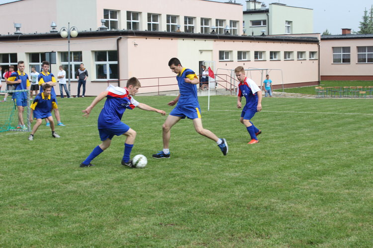 Turniej Trójek Piłkarskich w Iwoniczu