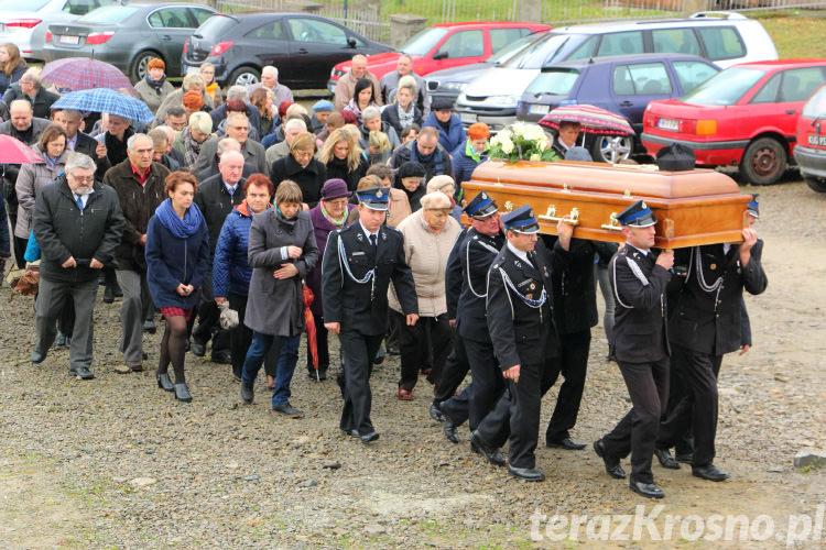 Pogrzeb ks. Skrzypczyka Rogi