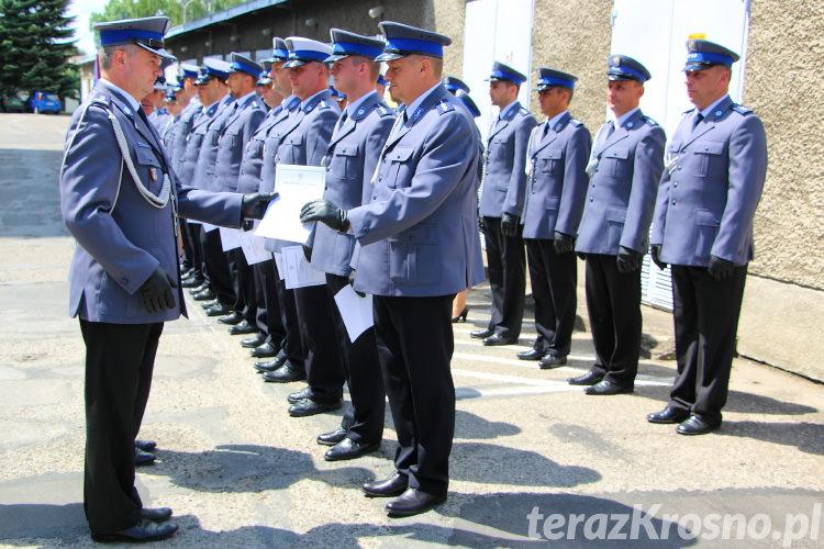 Święto Policji z Krośnie