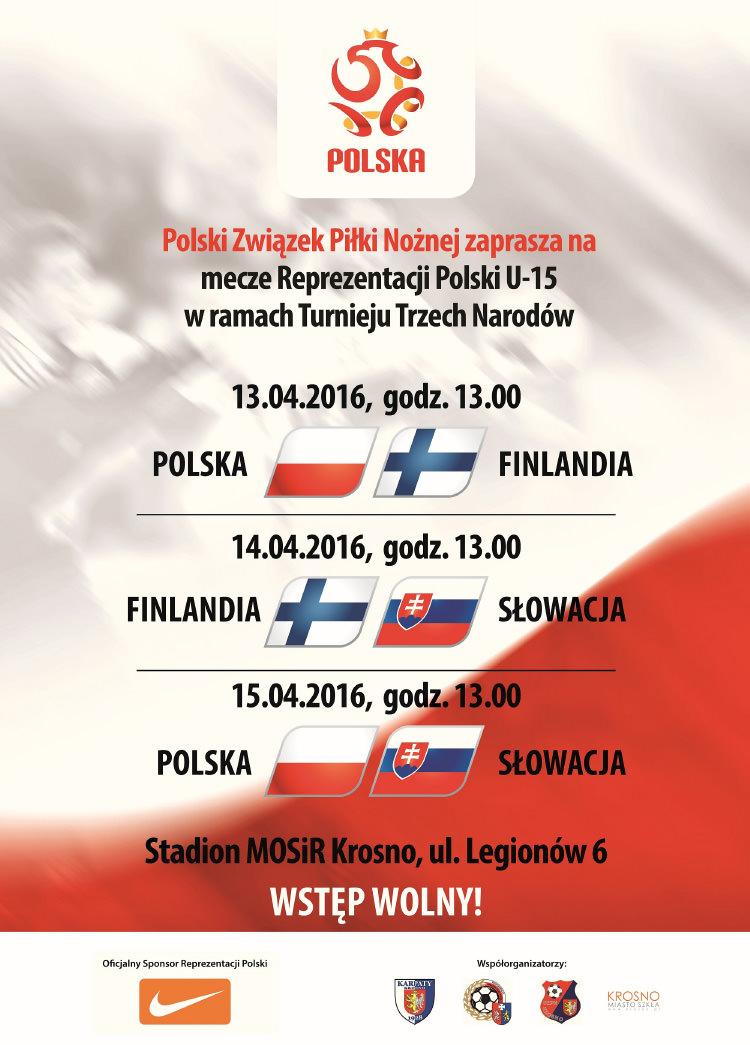 Turniej Trzech Narodów w Krośnie