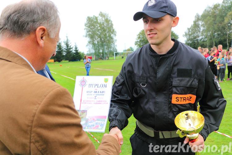 Zawody OSP w Dobieszynie