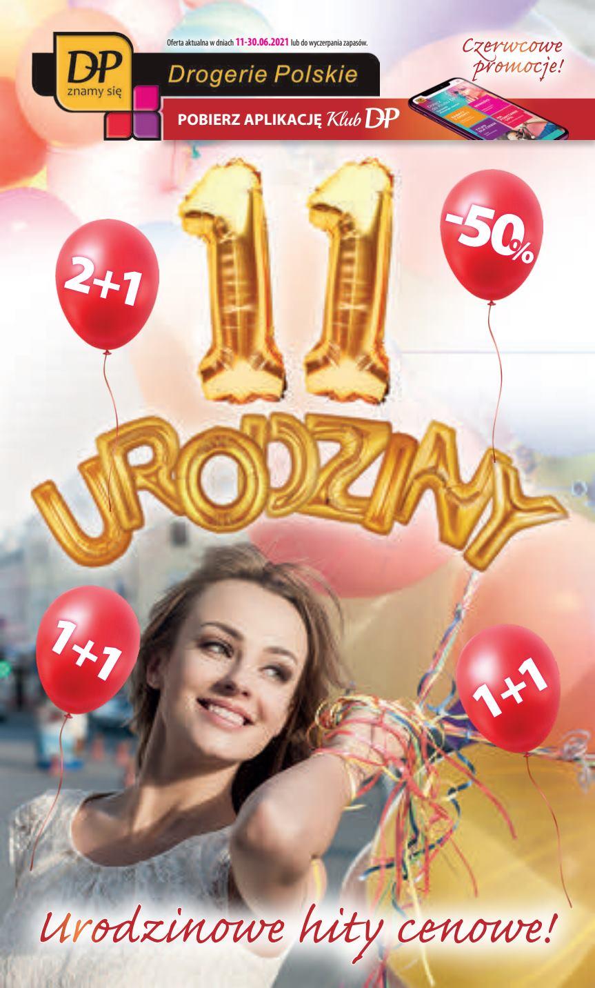 Drogeria Naomi Krosno - Gazetka promocyjna