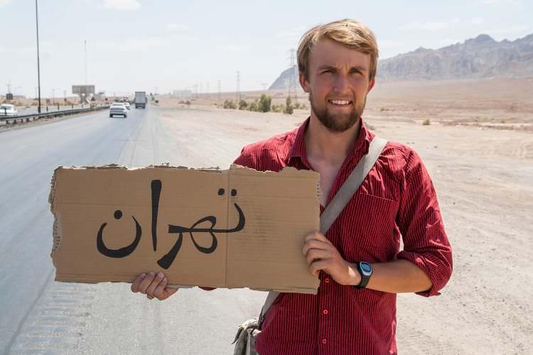 Autostopem do Dubaju - Spotkanie podróżnicze