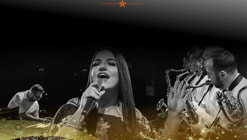 Big Band Jass Brass Consort i Aleksandra Tocka w K15