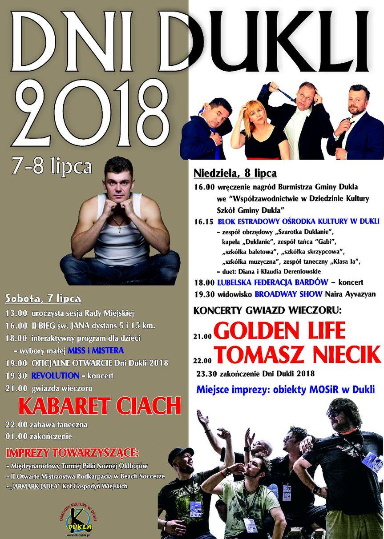 Dni Dukli 2018