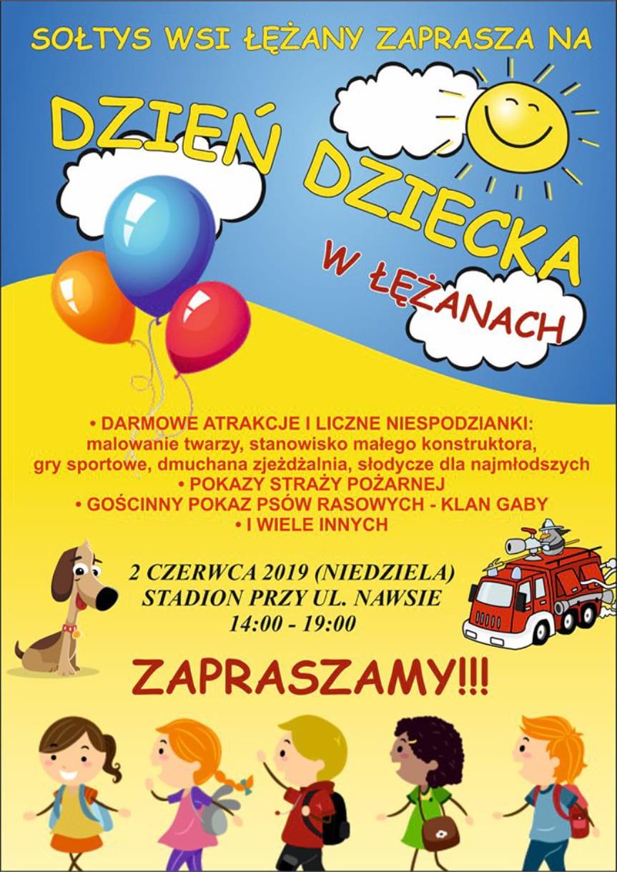Dzień Dziecka w Łężanach