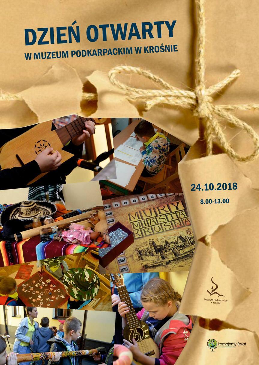 Dzień Otwarty w Muzeum Podkarpackim w Krośnie