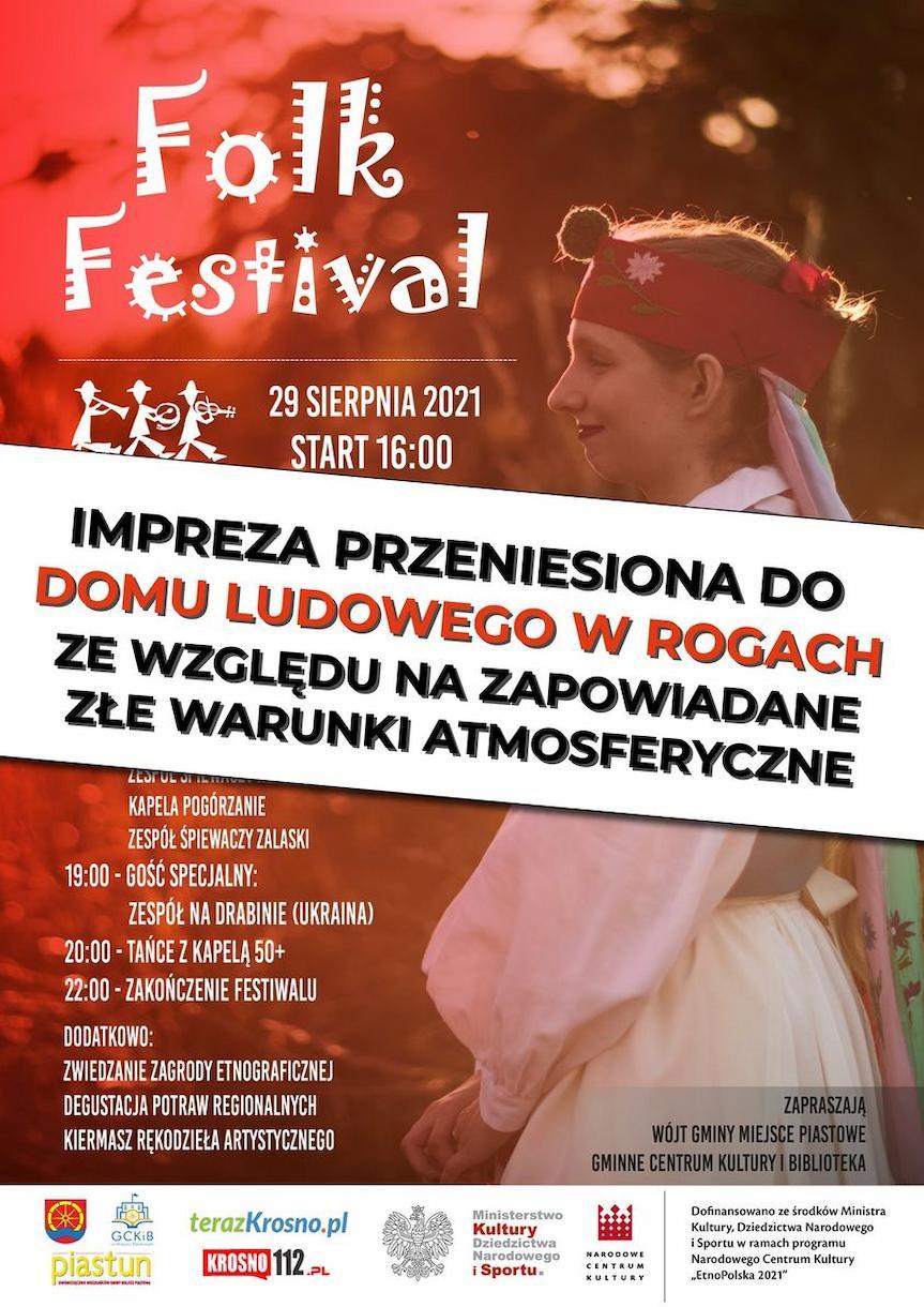 Festiwal Folklorystyczny w Rogach