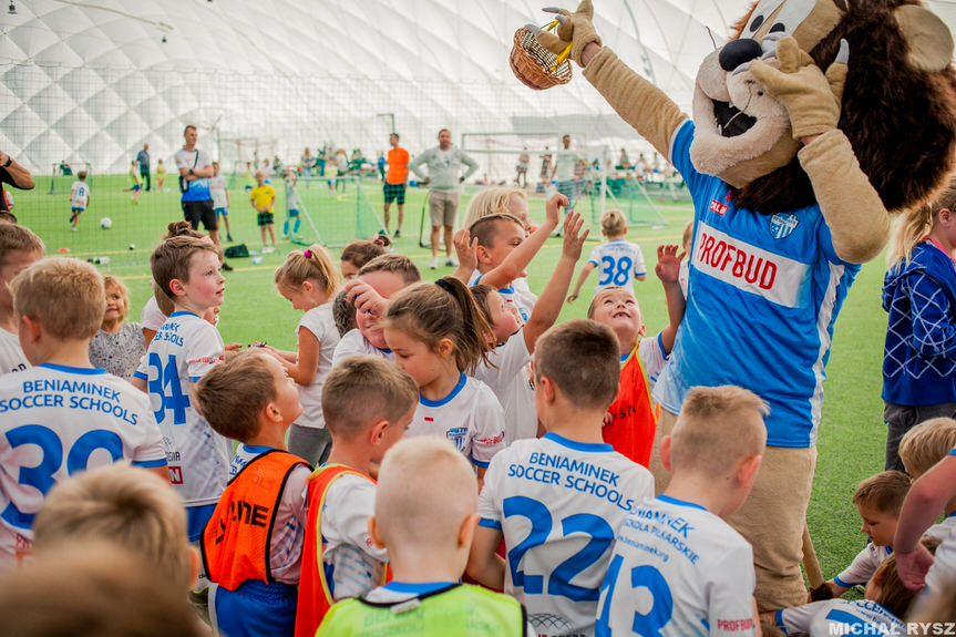 Finał Beniaminek Soccer Schools Festiwal i Profbud Ligi dla Klubów Partnerskich