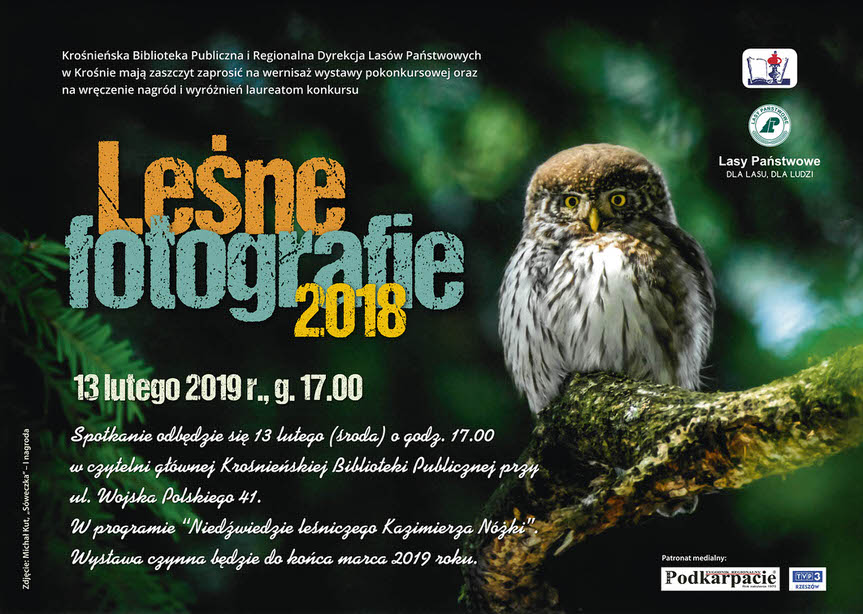 Finał Leśnych Fotografii