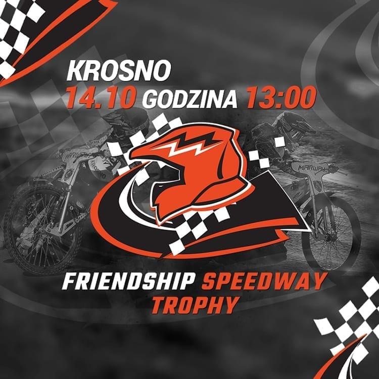Friendship Speedway Trophy