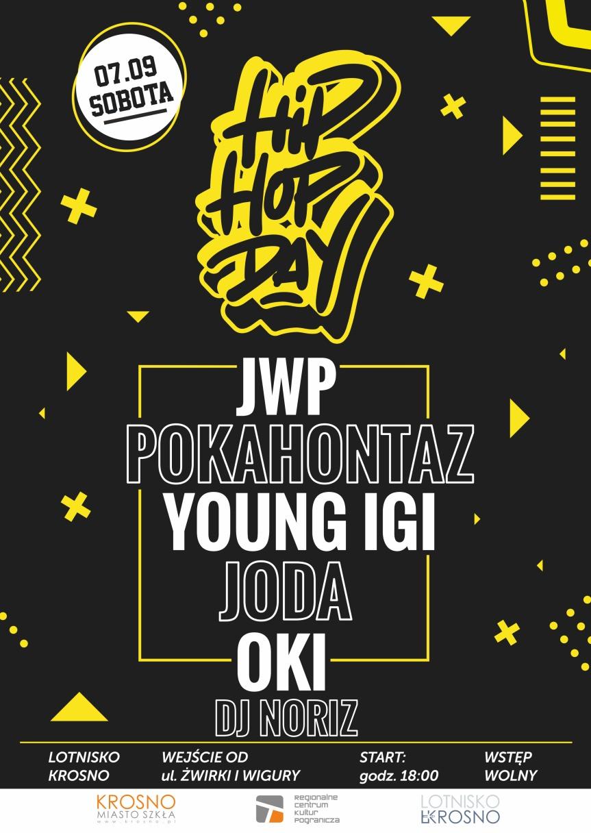 Hip Hop Day w Krośnie