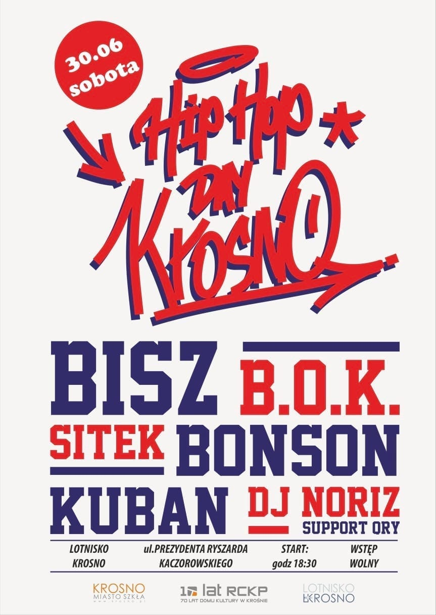 Hip Hop Day Krosno 2018