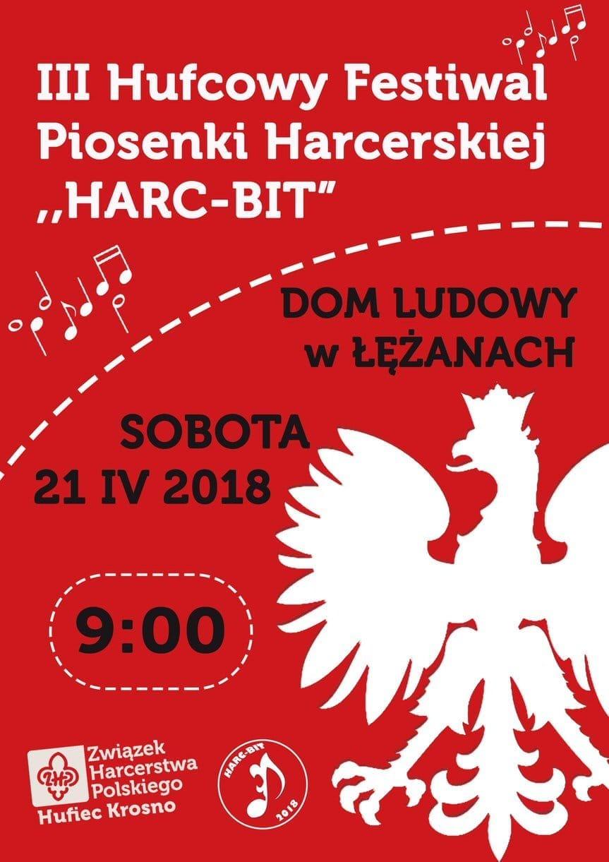 "III Hufcowy Festiwal Piosenki Harcerskiej ""HARC - BIT"" 2018"