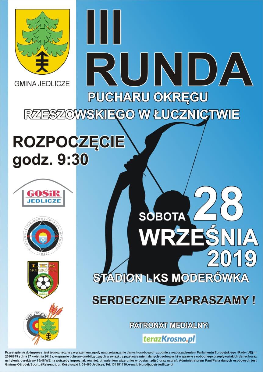III runda Pucharu Okręgu Rzeszowskiego w Łucznictwie
