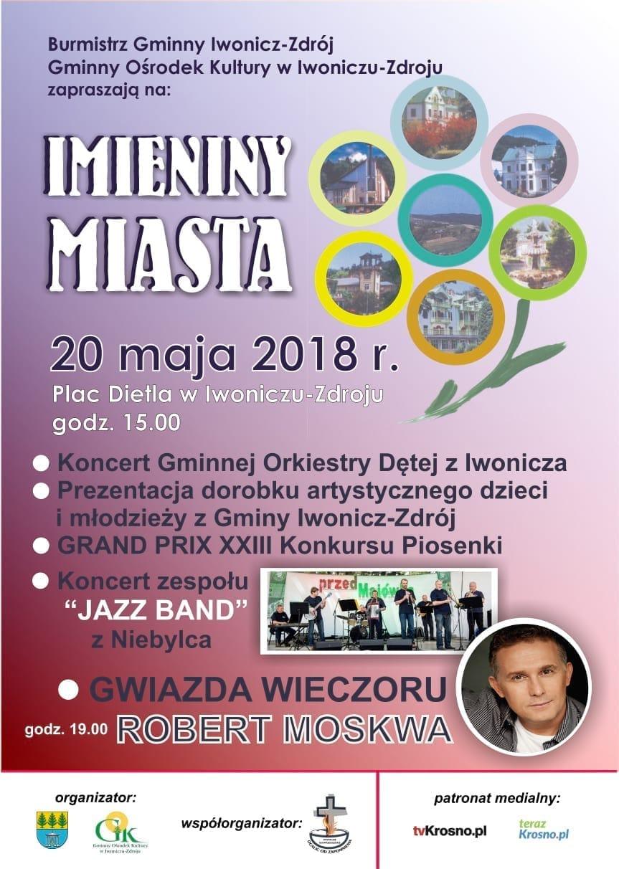 Imieniny Miasta Iwonicza- Zdroju