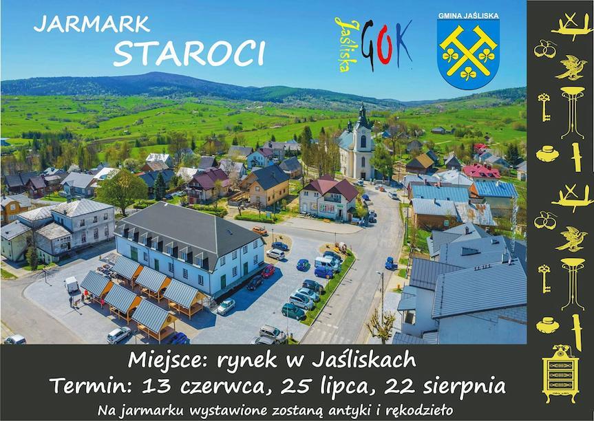 Jarmark Staroci w Jaśliskach
