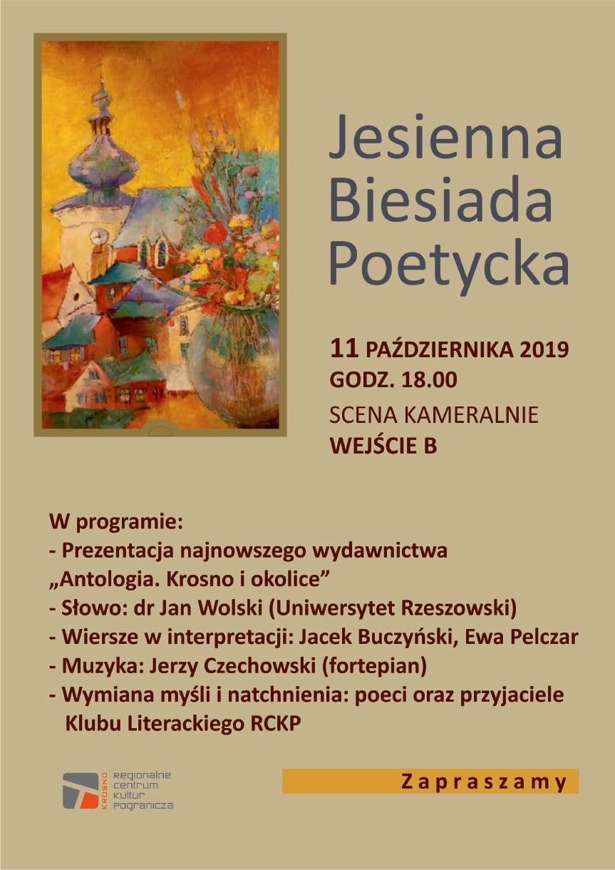 Jesienna Biesiada Poetycka