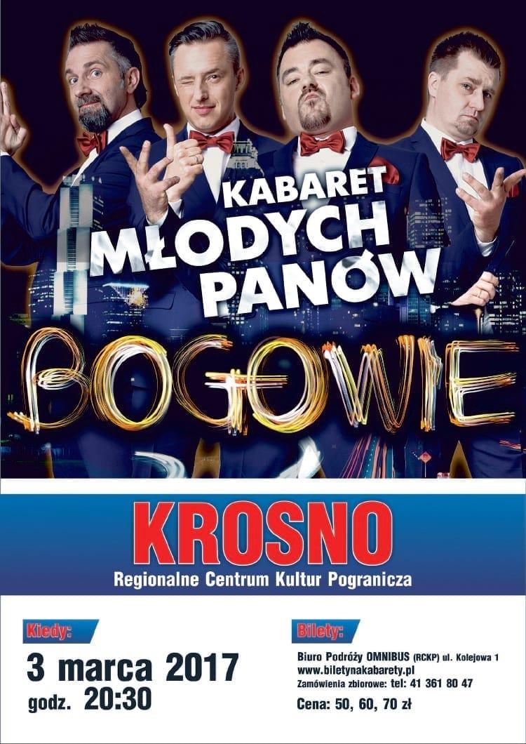 Kabaret Młodych Panów w Krośnie