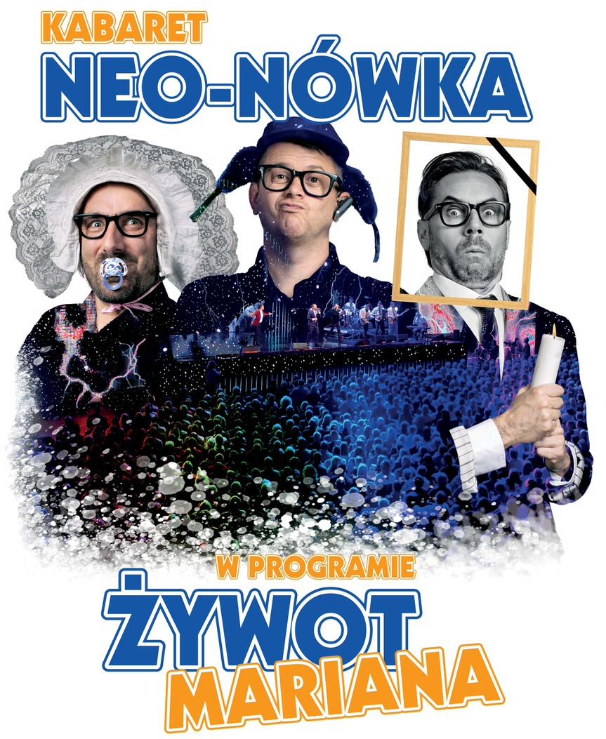 Kabaret Neo-Nówka w Krośnie