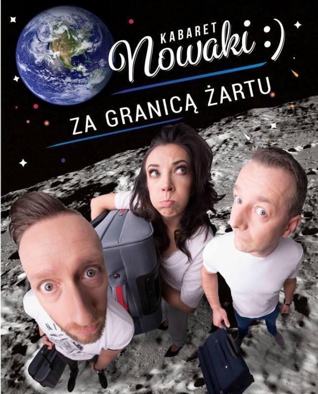 Kabaret Nowaki w Krośnie