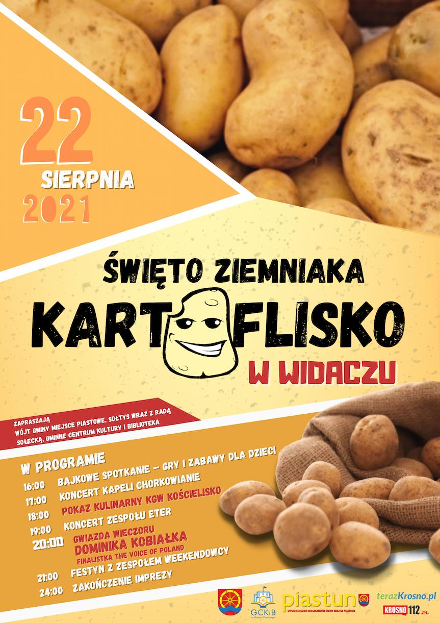Kartoflisko czyli Święto Pieczonego Ziemniaka w Widaczu