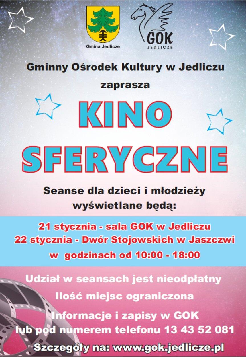 Kino Sferyczne w Jedliczu