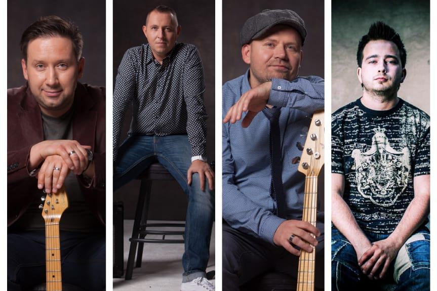 Koncert CLAP # TONE - Clapton's Tribute Band - koncert w K15