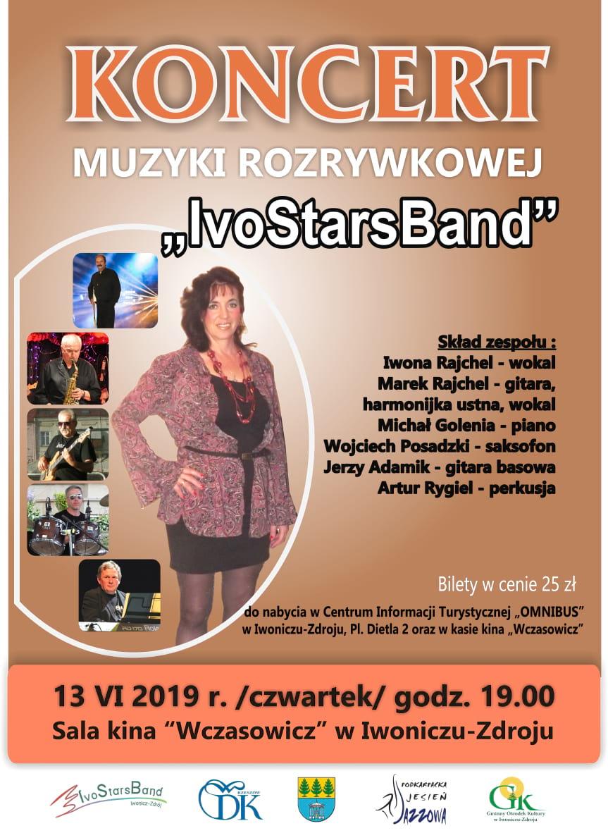 """Koncert """"IvoStarsBand"""""""