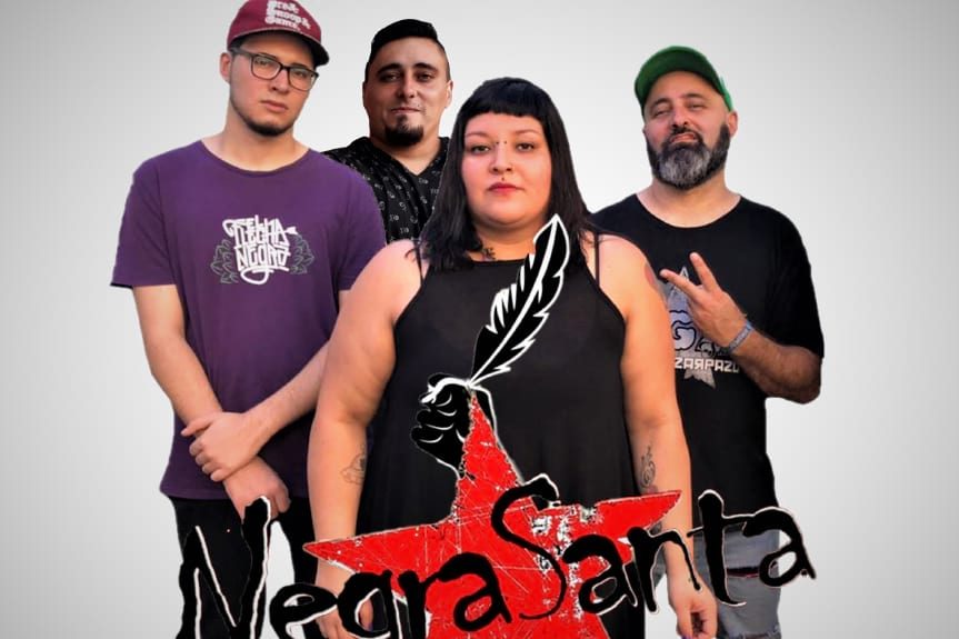 Koncert Negra Santa z Buenos Aires
