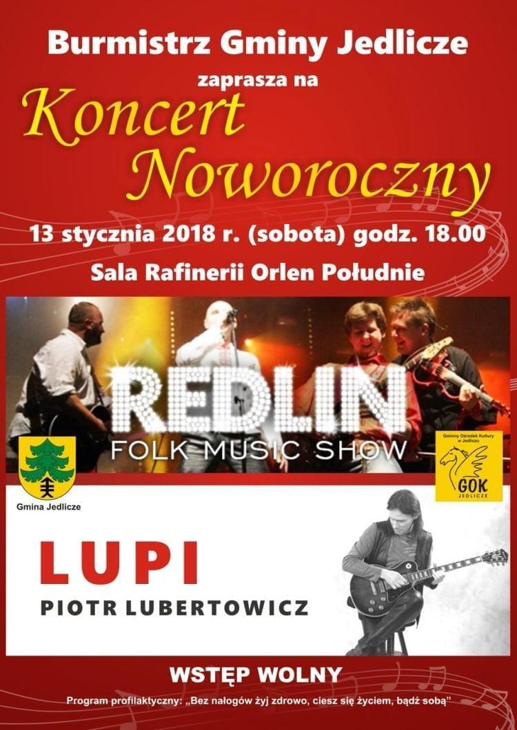 Koncert Noworoczny w Jedliczu