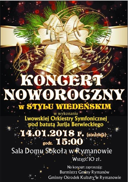 Koncert Noworoczny w Stylu Wiedeńskim