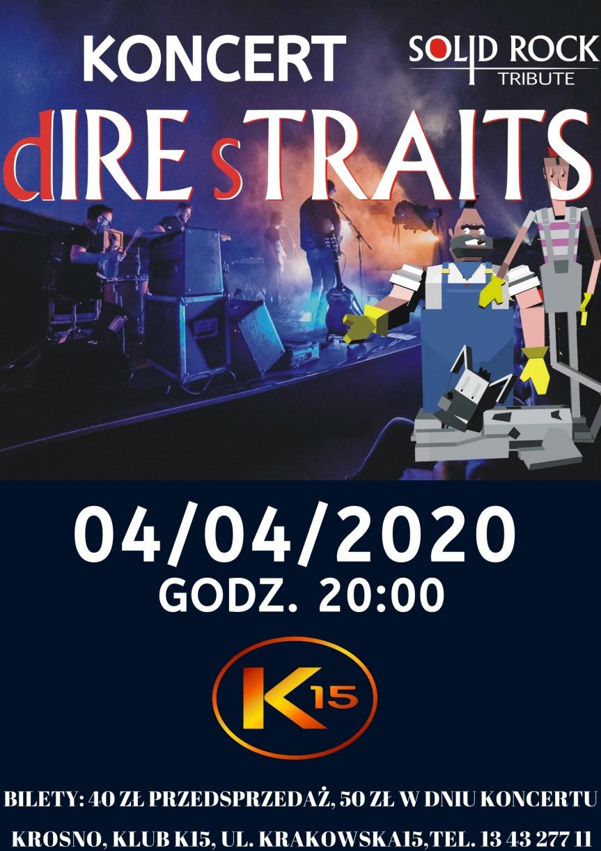 Koncert Solid Rock - tribute Dire Straits