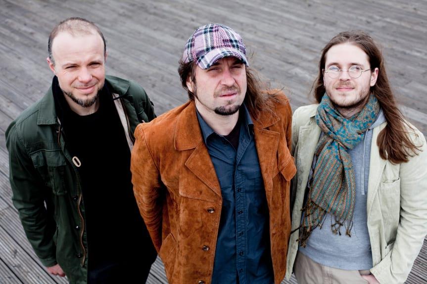 Koncert Voda Trio