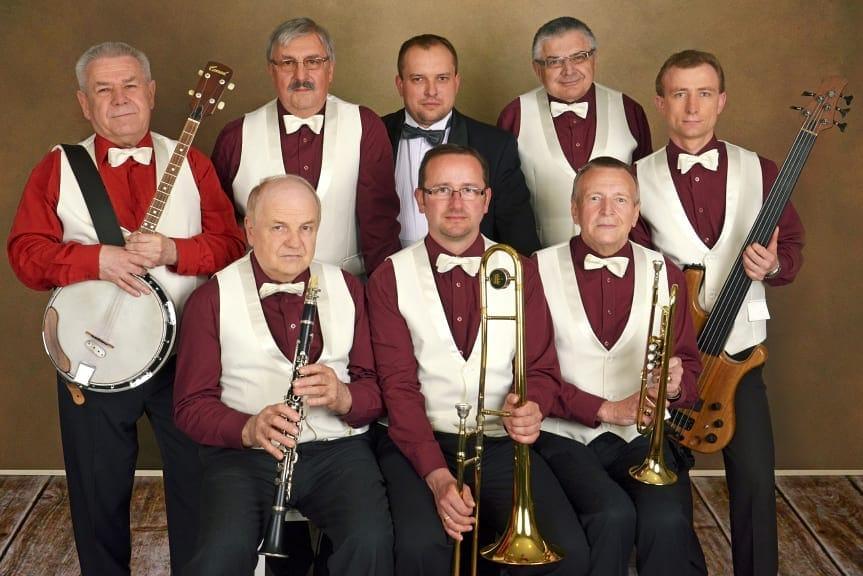 Koncert zespołu Iwo Dixie Jazz Band