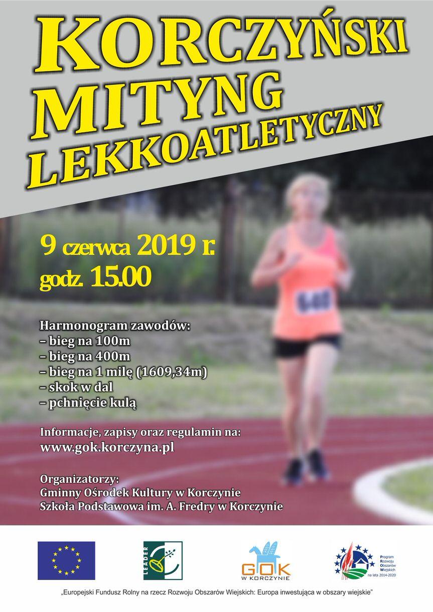 Korczyński Mityng Lekkoatletyczny