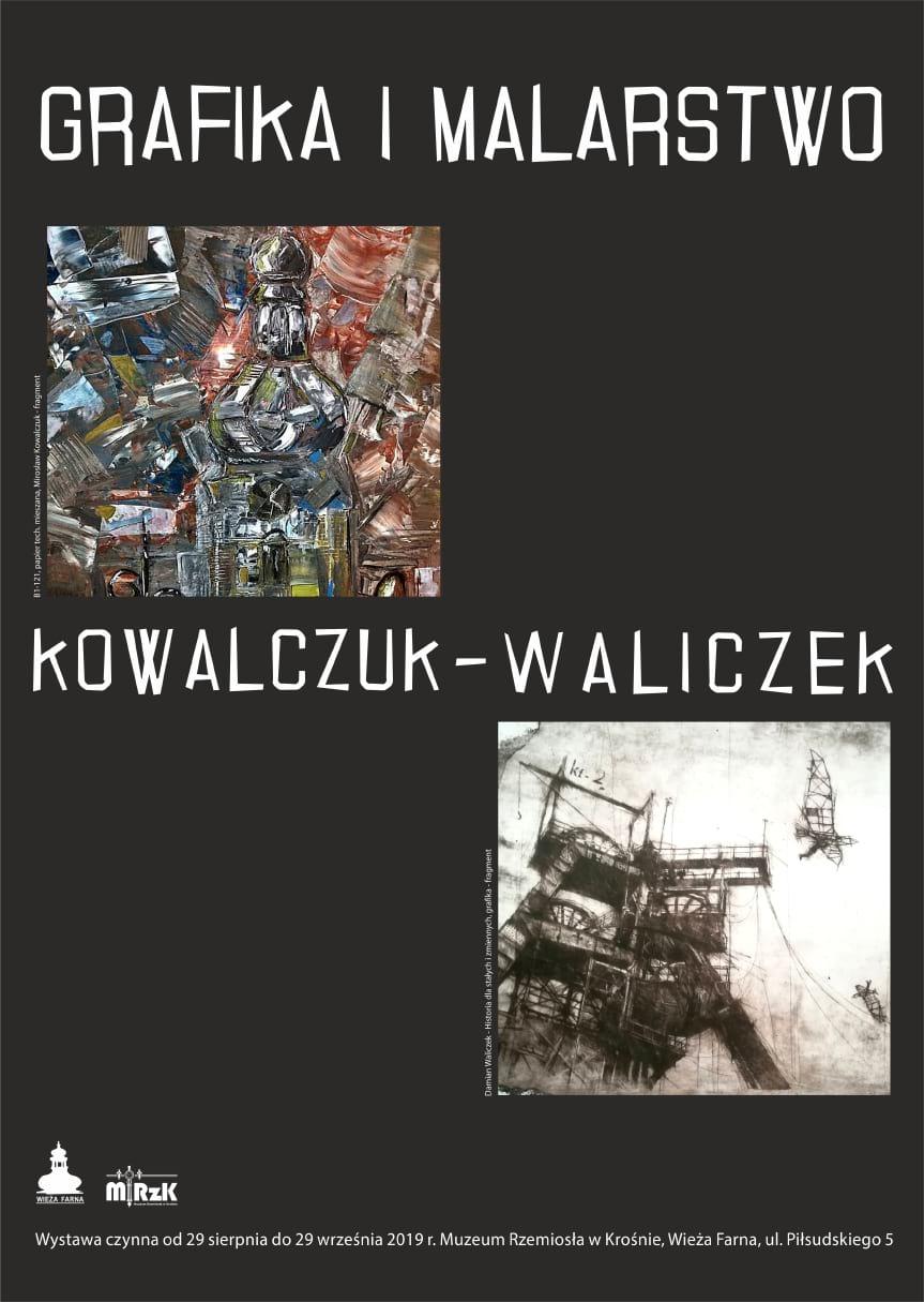 Kowalczuk-Waliczek - Grafika i Malarstwo w Wieży Farnej