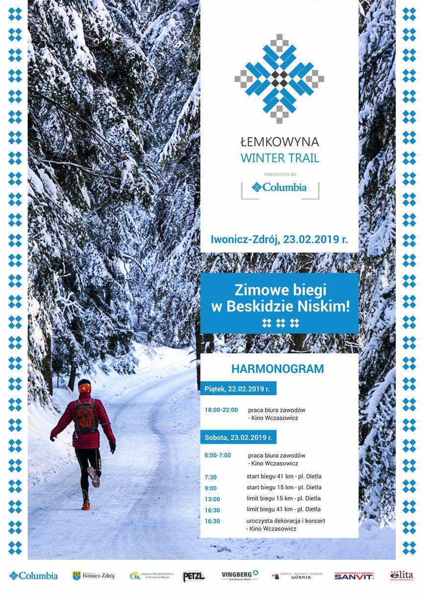 Łemkowyna Winter Trail