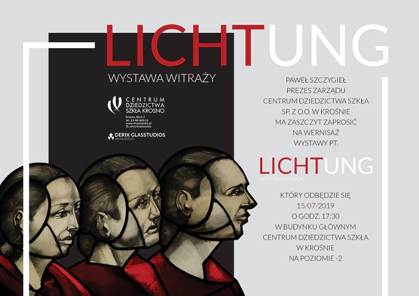 Lichtung wystawa witraży