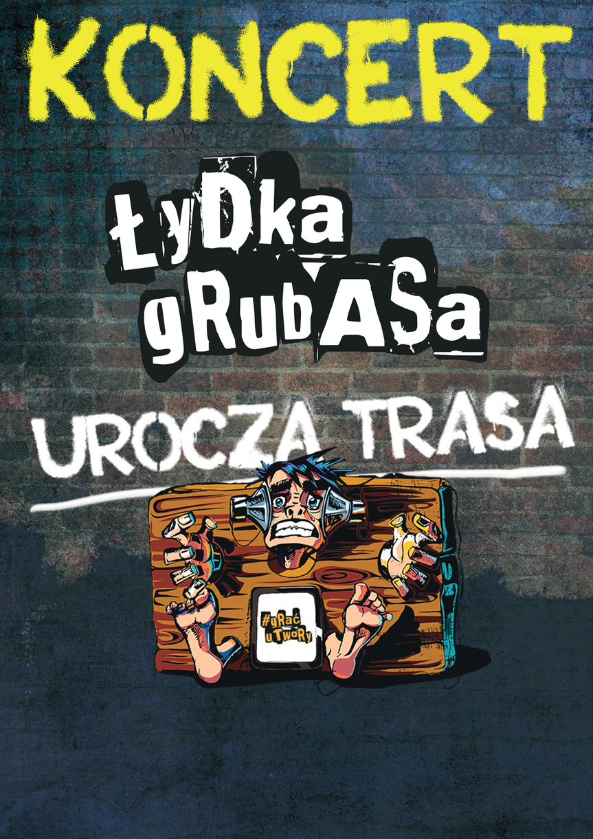 Łydka Grubasa - koncert w Browarze Dukla