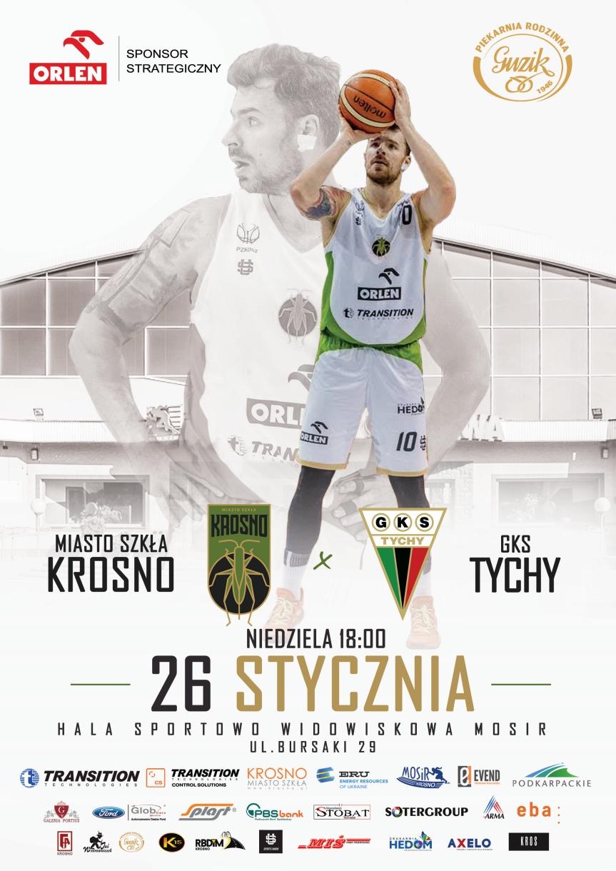 Miasto Szkła Krosno - GKS Tychy
