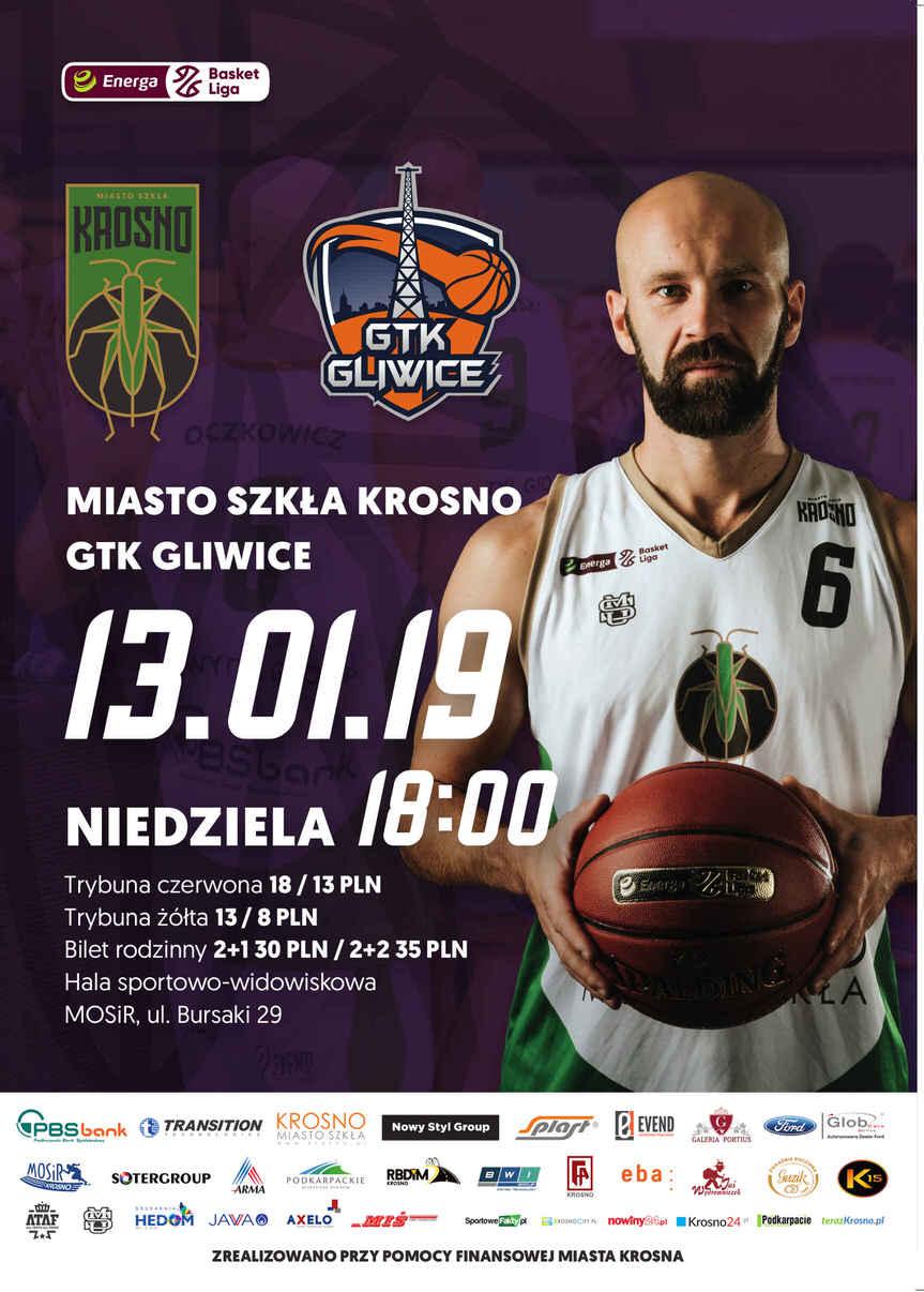 Miasto Szkła Krosno - GTK Gliwice
