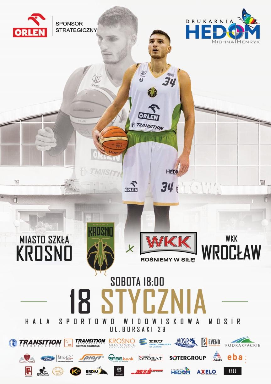 Miasto Szkła Krosno - WKK Wrocław