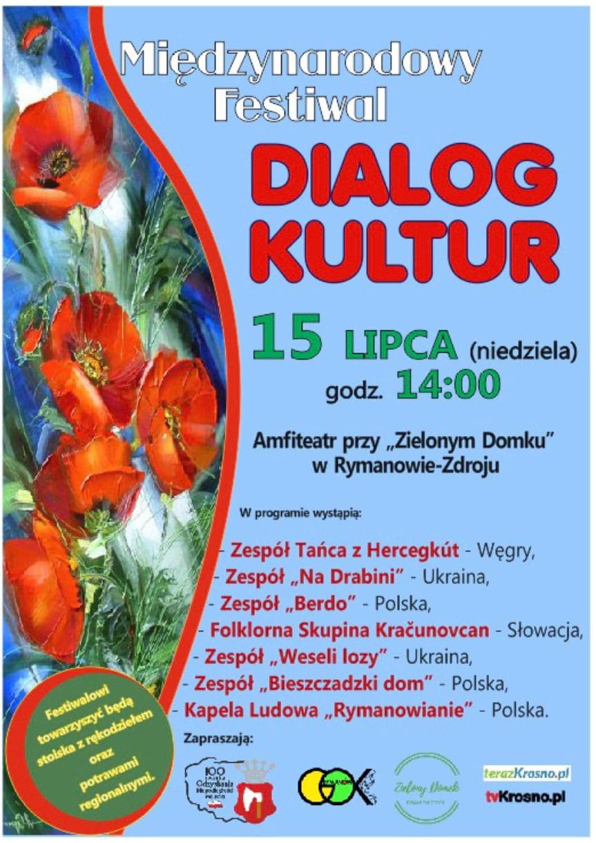 Międzynarodowy festiwal Dialog Kultur
