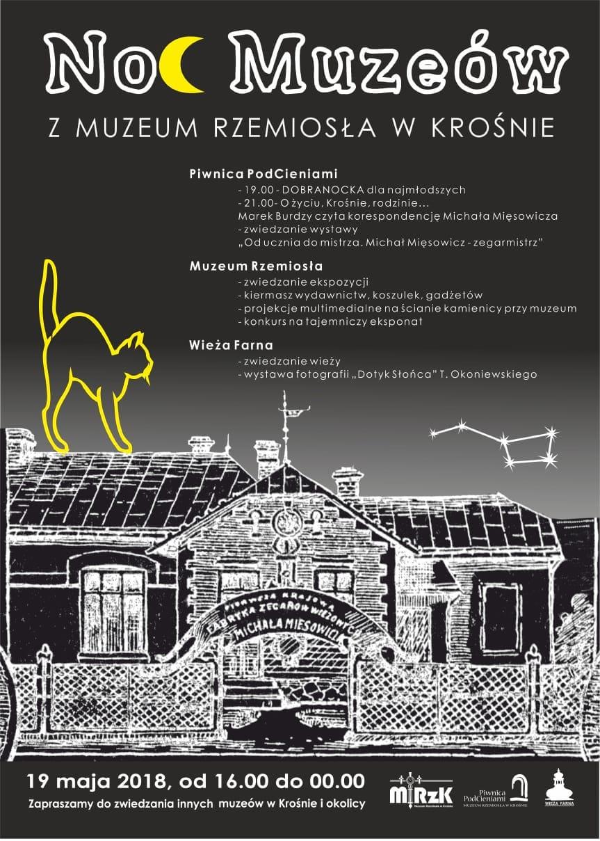 Noc Muzeów - Muzeum Rzemiosła w Krośnie