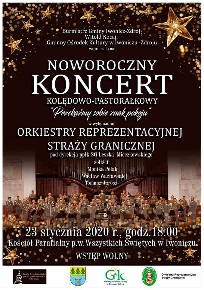 Noworoczny Koncert Kolędowo - Pastorałkowy