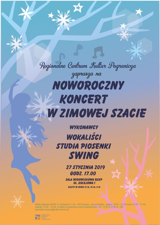 Noworoczny Koncert w Zimowej Szacie