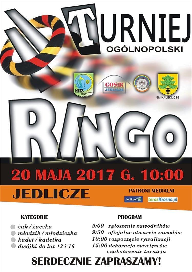 Ogólnopolski Turniej Ringo w Jedliczu