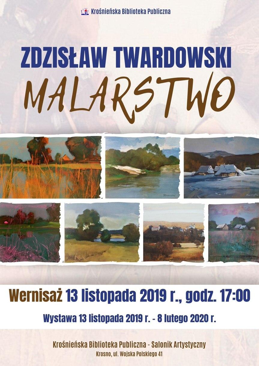 Otwarcie wystawy Zdzisława Twardowskiego